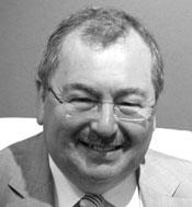 Professor Steve Bristow