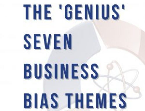 The 'Genius' Seven Business Bias Themes